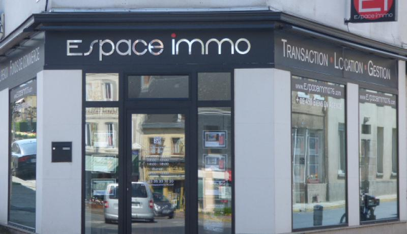 E space immobilier