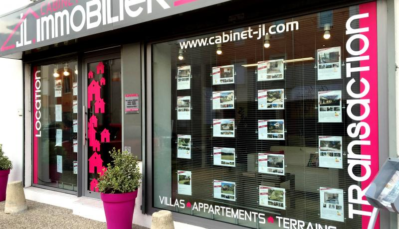 Jl immobilier agence immobili re portes l s valence - Agence immobiliere portes les valence ...